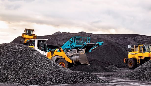 Logistyka w transporcie węgla