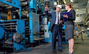 bezpieczeństwo w zakładzie produkcyjnym