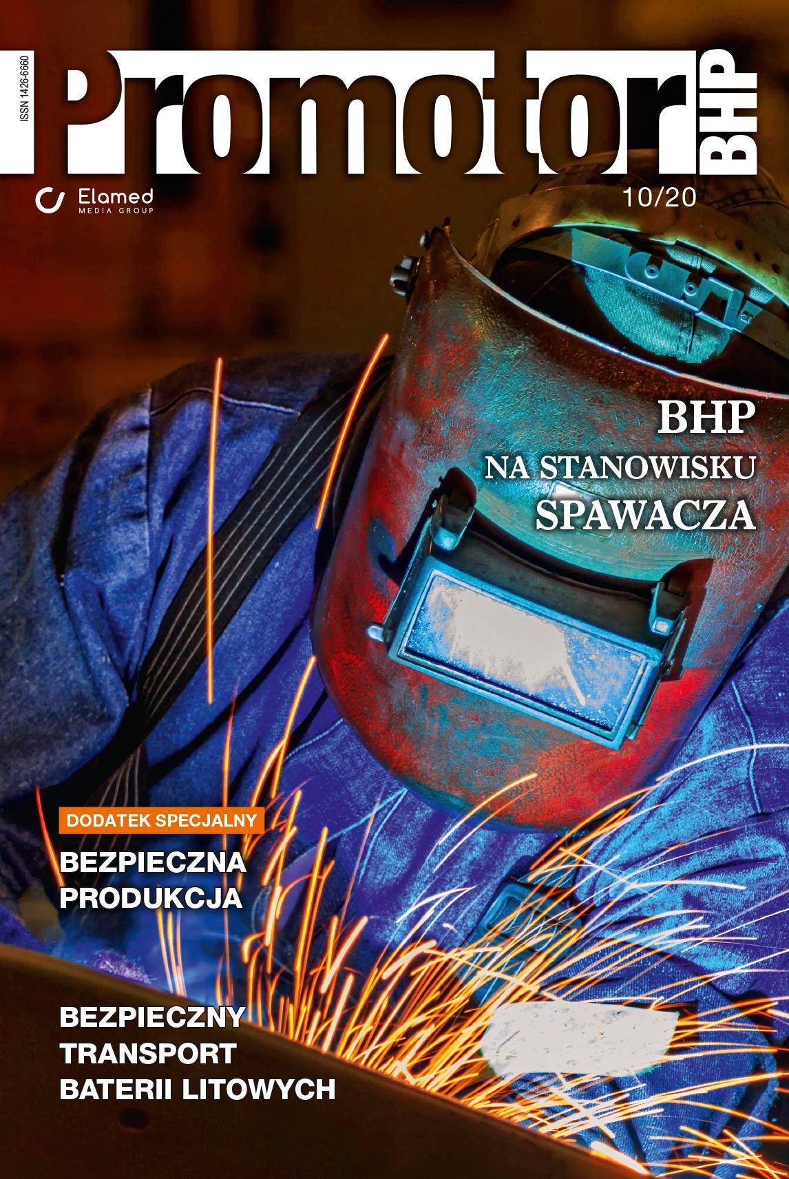 Promotor BHP (prenumerata)